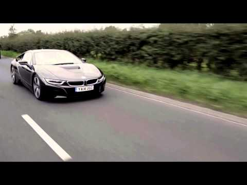 Cameron Clarke Leasing BMW i8 The Driving Experience