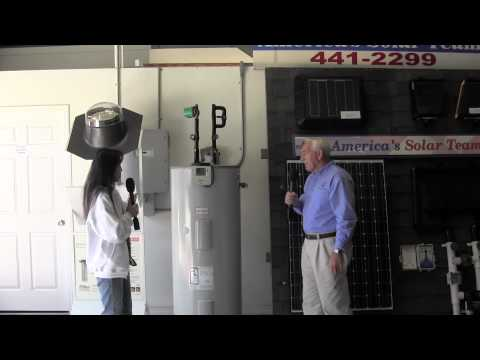 Interview of Bill Gallagher of Solar-Fit at Holly Hill, FL