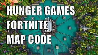Hunger Games | Fortnite Map CODE