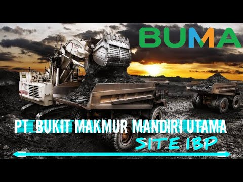 BUMA G20W | Mining Contractor
