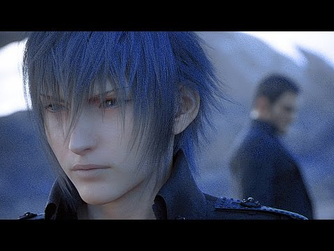 Final Fantasy 15 Gameplay FULL Walkthrough Summon/Open World/Battles - Final Fantasy XV Demo (PS4)