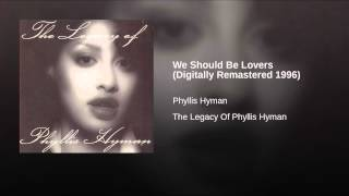 We Should Be Lovers (Digitally Remastered 1996)