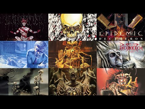 Death/Thrash Metal Compilation