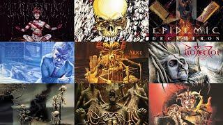 Death/Thrash Metal Compilation (1990 - 1995)