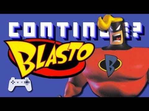 Blasto (PlayStation 1) - Continue?
