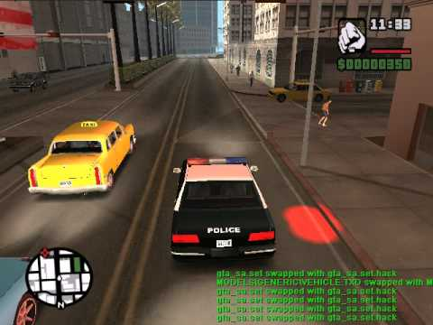 Gta Sa Sapd Fr Preview Emergency Light Systems V1 0 Youtube