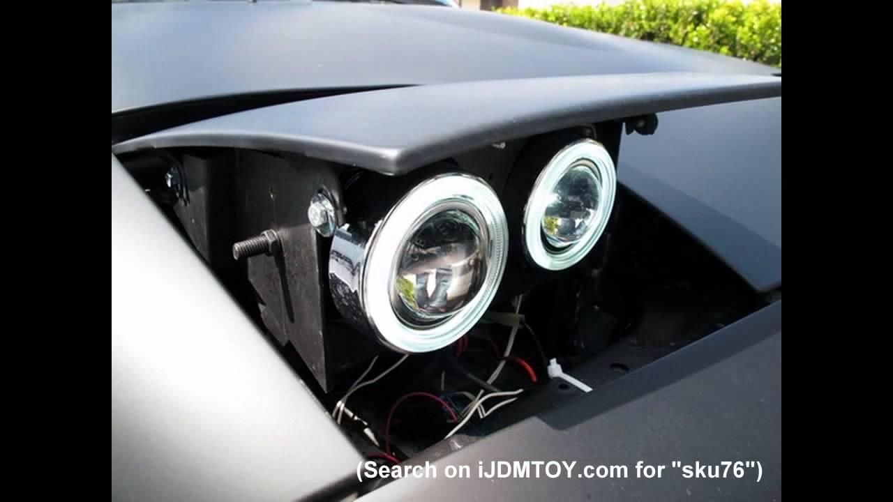 Maxresdefault on Mazda Miata Led Headlight Conversion