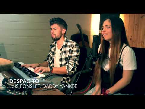 Thumbnail: DESPACITO - LUIS FONSI FT. DADDY YANKEE (PIANO COVER - CAROLINA GARCÍA) Ya en Spotify!
