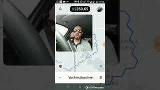 Dia 15 subindo as metas do mês + detalhes do dia Uber!!😉