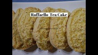 Raffello Roll tea cake