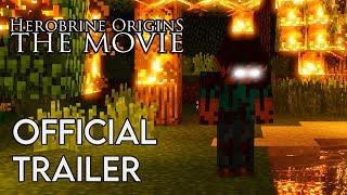 Herobrine Origins: The Movie Official Trailer 2 (2016) - Minecraft Film