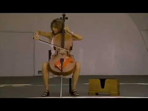Cello   Sophie Marceau