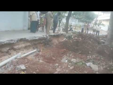 Attack At My House At Vuyurru,  Vijayawada By Srikanth HDfc Bank Employee,  Vijayawadas. Su(11)