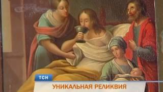 В Пермской галерее всего на два дня выставили редкую икону святого Алексия