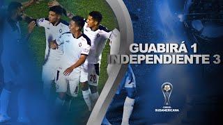 Guabirá vs. Independiente [1-3] | RESUMEN | Fecha 1 - Fase de Grupos | CONMEBOL Sudamericana 2021