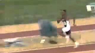 Тройной прыжок мужчины Кenny Harrison RAmerica 18 09  0 4 Atlanta