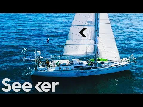 How Seeker Will Collect The Most Extensive Data Set of the Pacific Ocean | The Swim