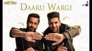 Daaru Wargi Video | WHY CHEAT INDIA | Emraan Hashmi |Guru Randhawa | Shreya Dhanwanthary| xxx