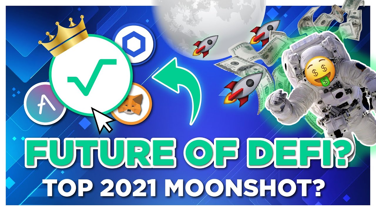 The FIRST DeFi Token on Ethereum Moonshot Crypto 2021 YouTube