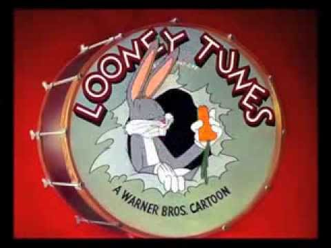 """Bugs Bunny - Ending to """"The Wacky Wabbit"""" (1945 Drum Version)"""