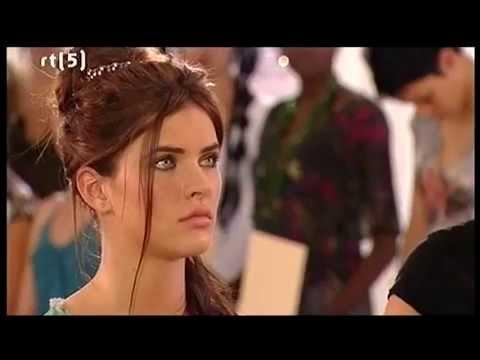 Holland's Next Top Model S01 E02 Part 5