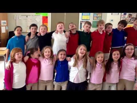 Happy valentines day Ellen Degeneres !! We love you! From, Wheeling Country Day School in WV!!