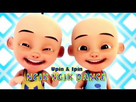 DEMAM NGIK NGIK DANCE UPIN & IPIN IKUT - IKUTAN BENGEK