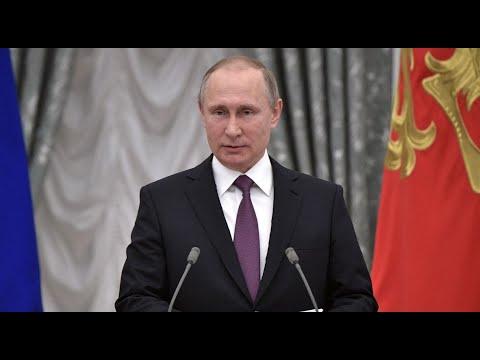 Встреча Владимира Путина с деятелями культуры. Полное видео