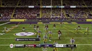 NCAA Football 13 Demo- Heisman Challenge- RG3- How Not To Win The Heisman Thumbnail