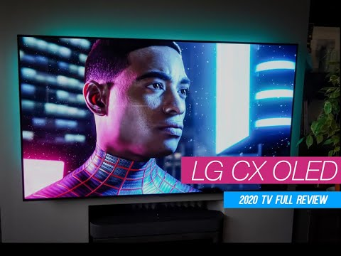 LG CX OLED 2020 Full Detailed Review | The Best TV of the Year?