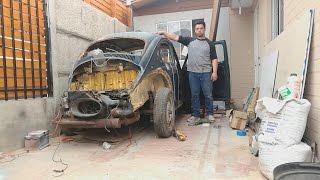 Restauración y modificación VolksWagen Escarabajo (Parte 7)