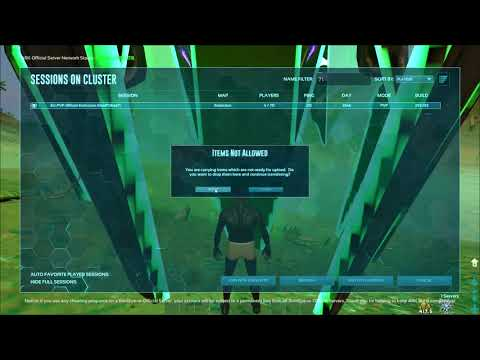 Another ark transfer bug