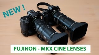 Best affordable cine lenses for mirrorless and DSLR cameras 2018!