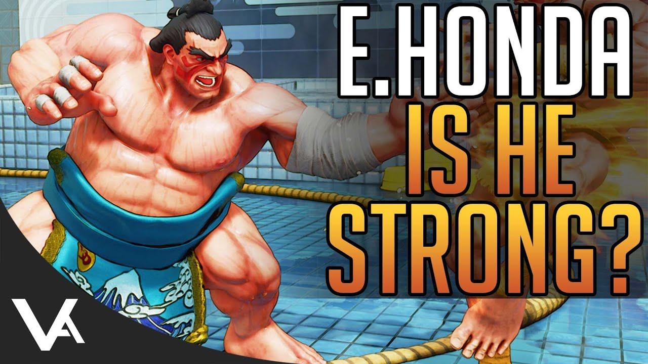Sfv Tier List 2020.Sfv Is E Honda Strong E Honda Review Pros Cons Potential For Street Fighter 5 Arcade Edition