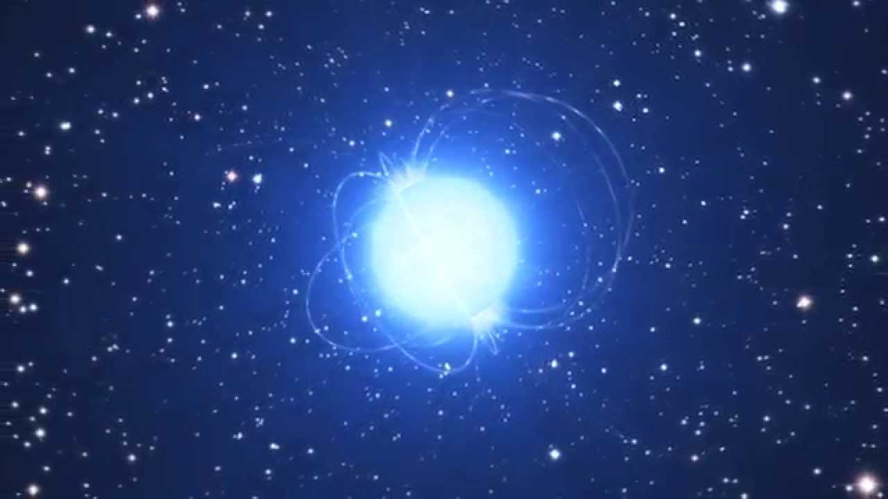 Mysterious Magnetar In Star Cluster Westerlund 1 - YouTube