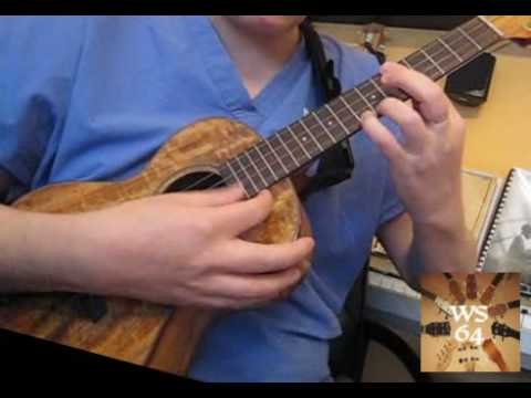 Wonderful Tonight Ukulele Solo Youtube