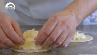 """Приготовить чебуреки с сыром """"Адыгейский"""""""