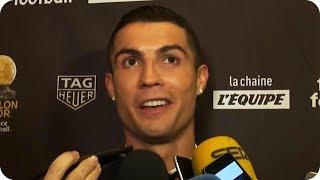 Cristiano se Burla De Messi (Tras Ganar Balón de Oro)