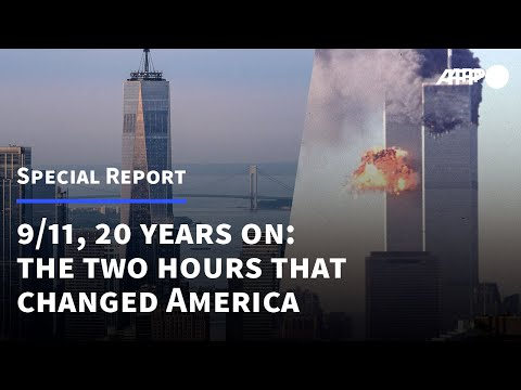 Remembering 9/11, 20 years on: the two hours that changed America | AFP