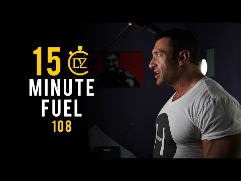 Time efficiency tips 1-4.  // 15 minute fuel 108