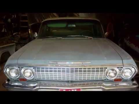1963 CHEVY BELAIR for sale $5200