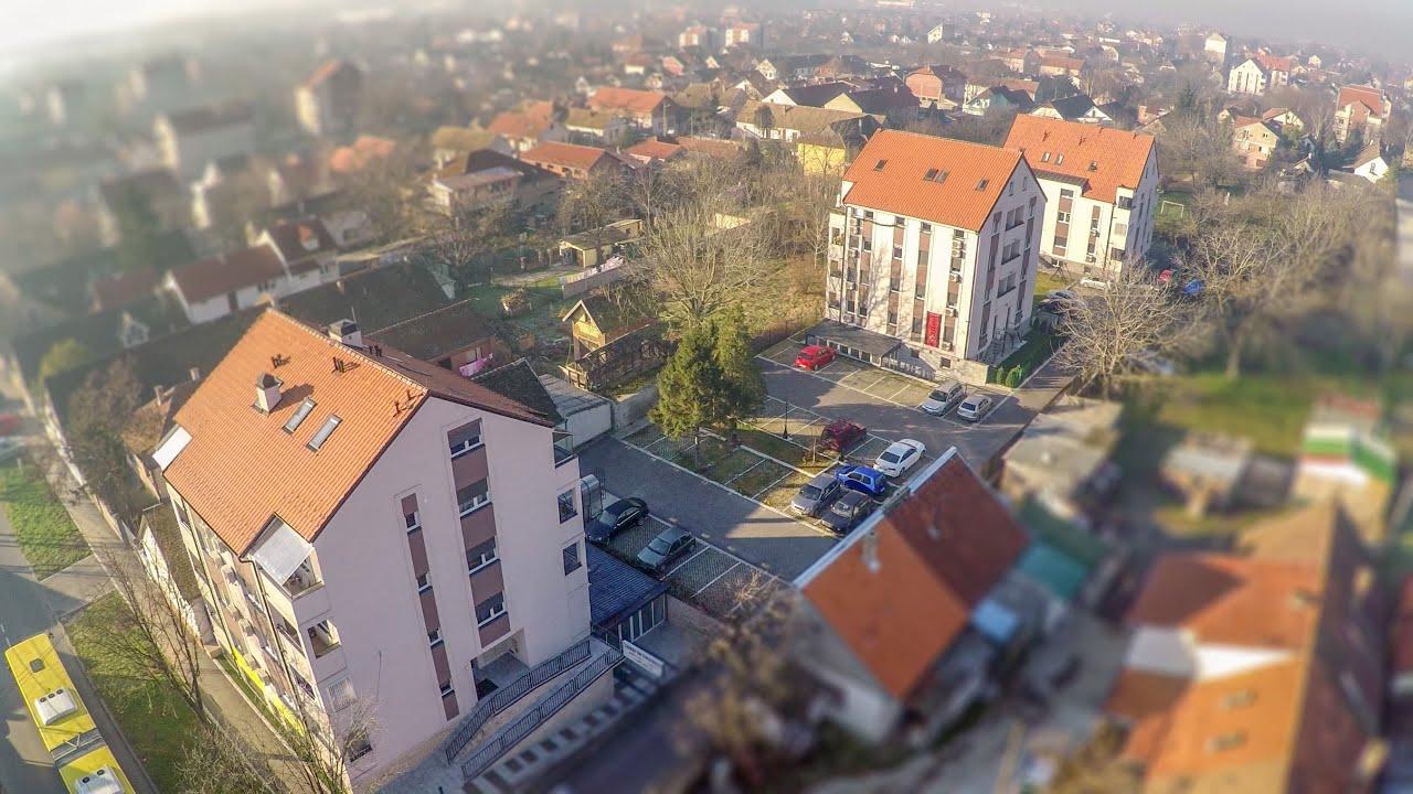 GPA Construct prodaja novoizgrađenih stanova u Zemunu - YouTube