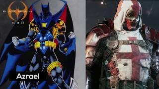 Top 10 Strongest Versions of Batman (in a Bad way)