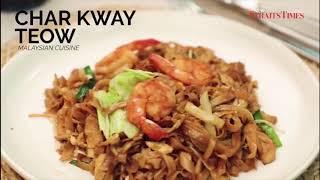 Suarez bites into nasi lemak, roti canai and other Malaysian cuisines