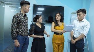 Mẹ Chủ Tịch Làm Giúp Việc Bị Nữ Thư Ký Sỉ Nhục~! Coi Thường Người Khác Cái Kết - RKM Team