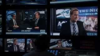 The Newsroom Season 3 Trailer (HD) Jeff Daniels