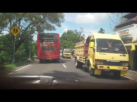 Bus Mania Bima-Mataram NTB.. Salipan Maut Bus Surabaya Indah...