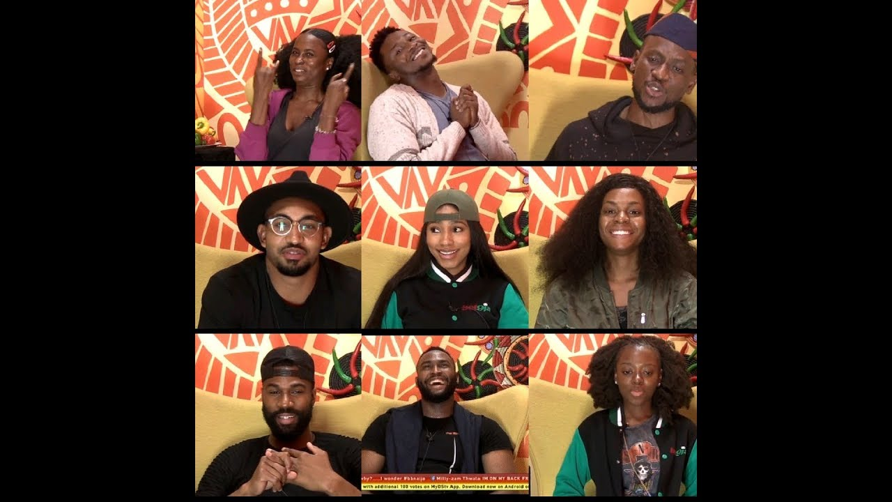 BBNAIJA 2019(DAY 4) : HOUSEMATES REVEALS SECRETS AT FIRST DIARY SESSION
