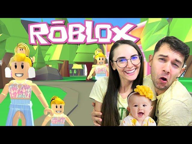 Imagini Cu Fete Din Roblox Roblox Adopt Me Prima Impresie Youtube