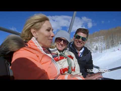 SnowMotion 2017 Chairlift Interview - Jan Ullrich Tour De France Champion